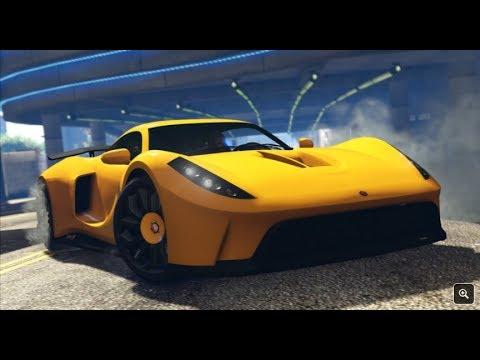 Super carro novo Taipan de $2.000.000 - Gta Online dlc Velozes e estilosos