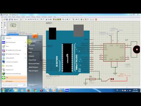 Lecture 28 Part 5 Speed Control For DC Motor Using PWM And Arduino