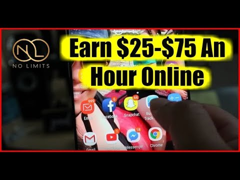 How To Make Money On The Internet 2018 - How To Make Easy & Fast Money Online 2018 - Earn $300 A Day