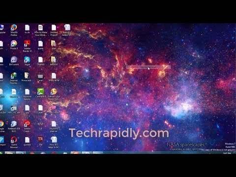 How to Download and Install Custom Themes in Windows 7 in Hindi/Urdu