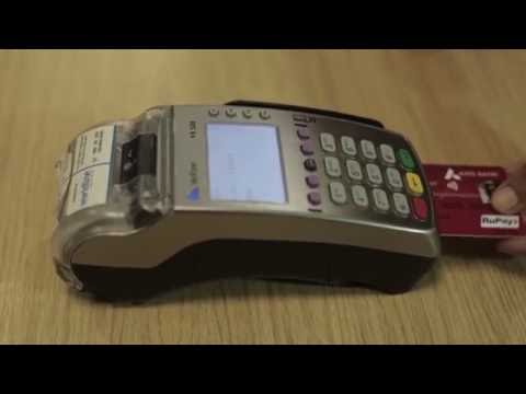 How the Axis Bank BMTC Smart Card works