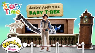 CBeebies Storytime Story   Andy's Prehistoric Adventures   Andy and the Baby T-Rex   CBeebies