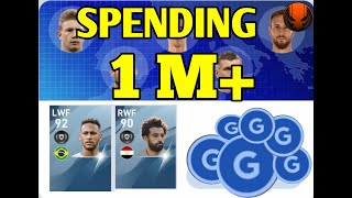 SPENDING 1 MILLION+ GP IN BOX DRAW CHECK OUT WHO WE PACKED MUTANT GAMING eFootball Pes 20