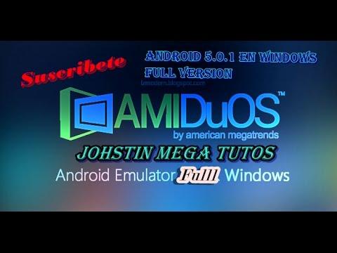 Descarga DuOs Android full Windows crackiado+Root :)