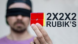 I Learned to Solve the 2x2x2 Rubik