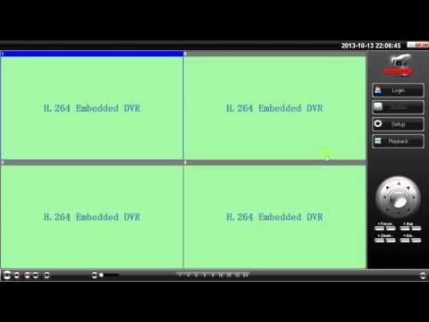 dvr camera security system setup || hikvision dvr network setup || how to config ip camera