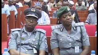 Senate Ad-Hoc Committee on Public Hearing With Nigeria Customs