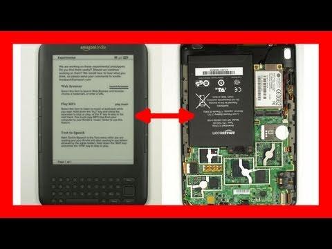 Amazon Kindle 3 3G/GSM/WiFi 6