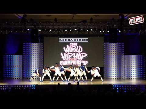 FBI Dance Crew Kenya - Kenya (Adult Division) @ #HHI2016 World Prelims!!
