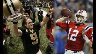 """NFL """"Perfect"""" QB Performances"""