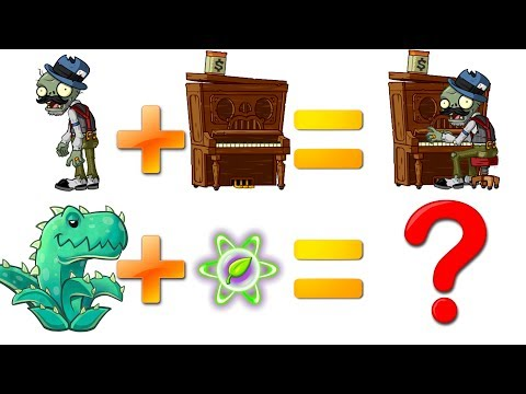 Every Plant Power-Up! Plants vs Zombies 2 vs Piano Zombie Primal Every NEW Premium Plant Fight