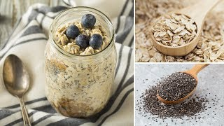 Healthy Breakfast Idea - It Regulates Blood Sugar, Reduces Cholesterol and Helps You Lose Weight