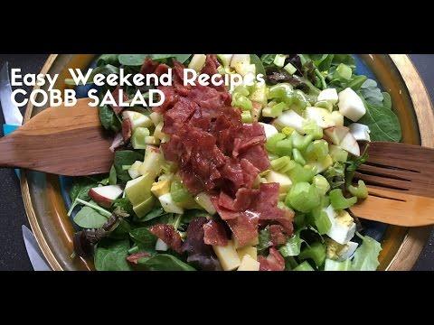 Perfect Cobb Salad Recipe