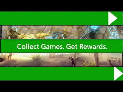 Play To Earn from Xbox LIVE Rewards