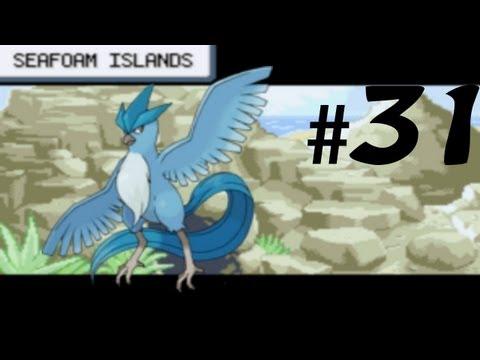 Pokemon Leaf Green - Episode 31: Legendary Bird Articuno