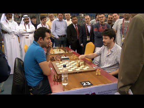 Clip 2# Funny Chess Moment