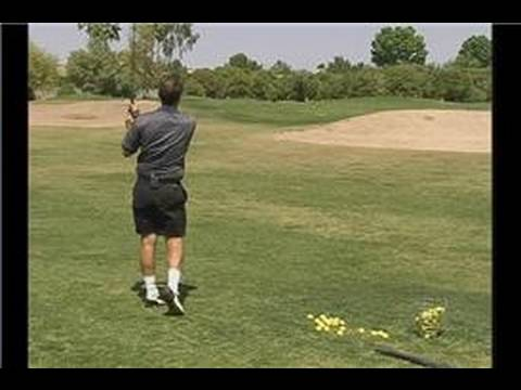 Golf Chipping & Pitching : Golf Pitching: 60 Degree Wedge