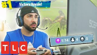 Being Carried in FORTNITE | My Strange Addiction