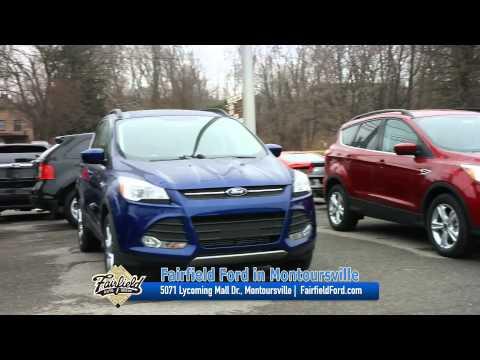 Fairfield Ford Montoursville Spring Sales Event