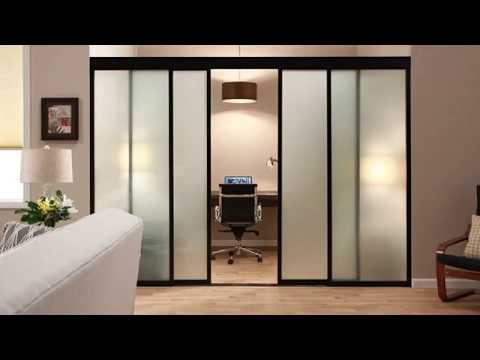 Room Partition Sliding Doors