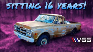 Farm Find K20 Rescue After 16 Years - Vice Grip Garage EP24
