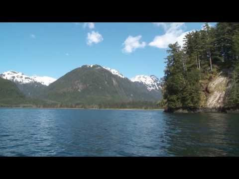 Fishing in the Saltwater Wilderness of Sitka, Alaska