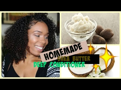 Homemade Deep Conditioner | Natural Hair | DIY