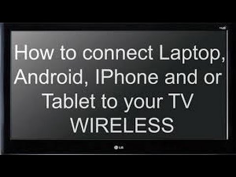 How To Wirelessly Stream Media From PC to Samsung Smart TV 2