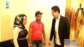 Ahmar - أحمر بالخط العريض - خريجات حبوسة - نهيدة تتحدث عن أولادها