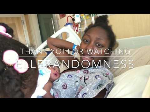 38 weeks-labor day vlog Baby#4  (Thanksgiving, Pregnancy Ball,Christmas tree)