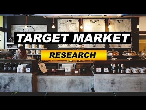 How To Find Your Target Market | Target Market (Examples)