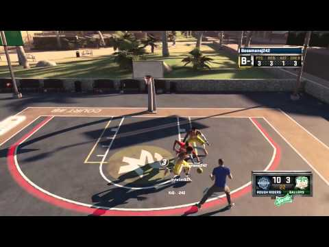 NBA 2k15 Road to legend one