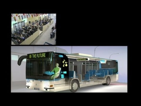 euronews futuris - A new bus that's just the ticket