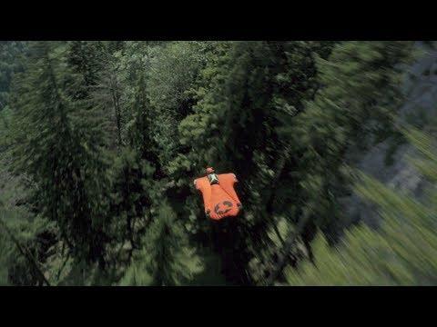 2014 - 05 - Wingsuit Flying in Austria - Venom Power