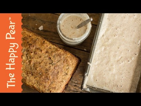 How to make Sourdough Bread and Sourdough Starter