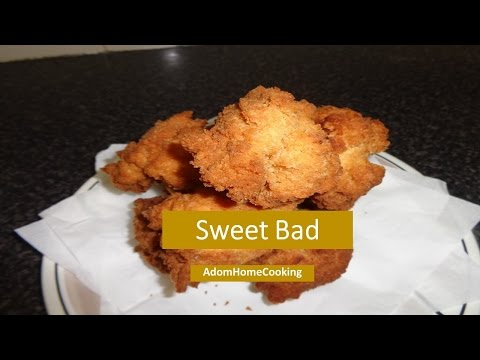 How To Prepare 'Sweet Bad' [ 3y3 d3w b)n ] Sweet Buns