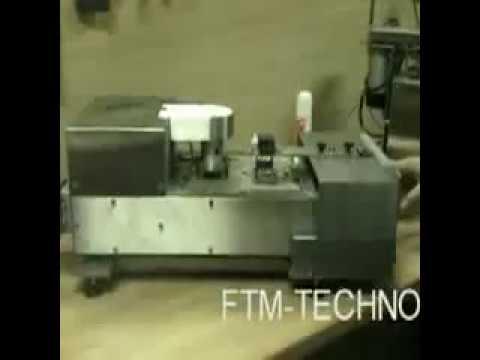 SELECTIVE SOLDERING MACHINE - MINI WAVE - MINI VAGUE SELECTIVE - FTM TECHNOLOGIES