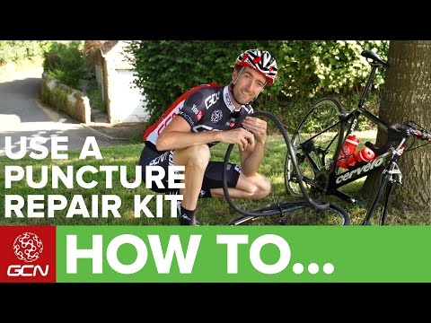 How To Use A Puncture Repair Kit – Roadside Maintenance