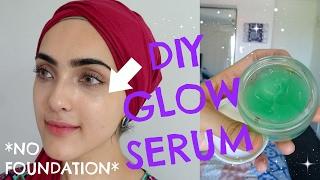 DIY GLOW SERUM for Radiant & Glowy Skin NATURALLY | Immy