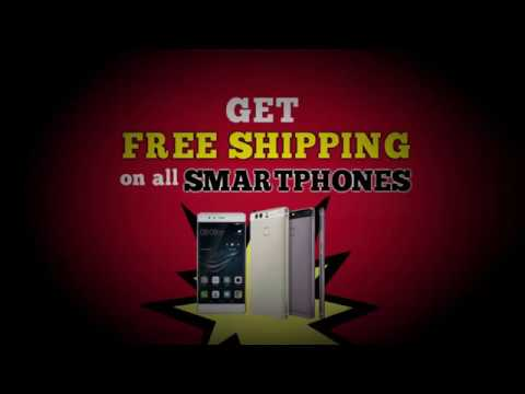 Buy Top Smartphones on Black Friday 2016 in Pakistan - Avail Free Shipping
