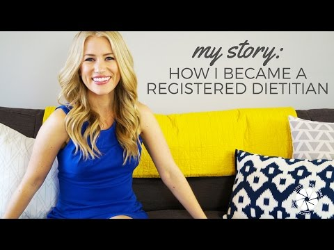 CAREER: My Personal Story, How I Became A Registered Dietitian   Healthy Grocery Girl