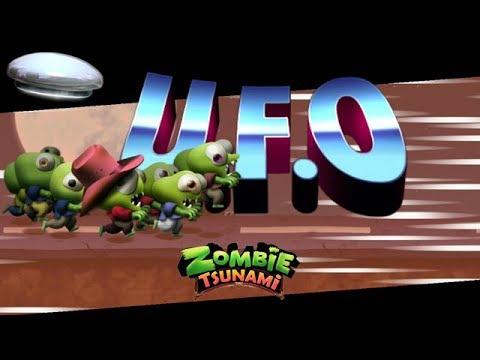 Zombie Tsunami - UFO Encounter - Part 2 [Android Gameplay, Walkthrough]