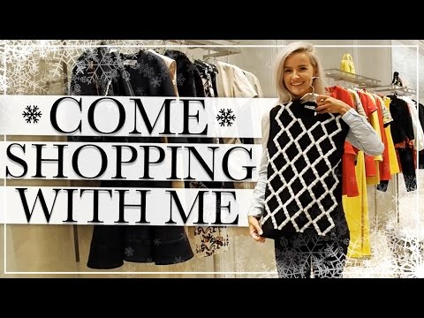 COME CHRISTMAS SHOPPING IN LONDON WITH ME | DIOR, BURBERRY AND COACH