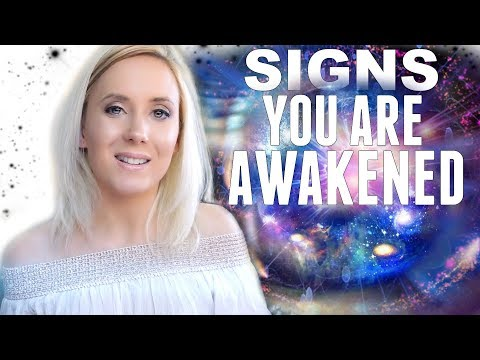 SIGNS THAT YOU'VE AWAKENED  (Feel like you're going crazy?)