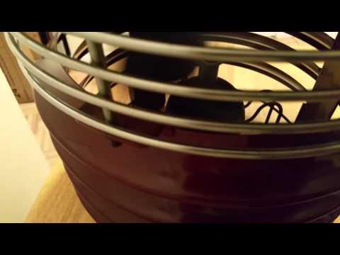 Vintage WESTINGHOUSE DEBONAIRE Floor Fan