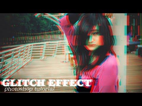 HOW TO MAKE GLITCH PHOTO RGB EFFECT | PHOTOSHOP TUTORIAL