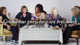 Grandmas Guess How Sex Toys Work
