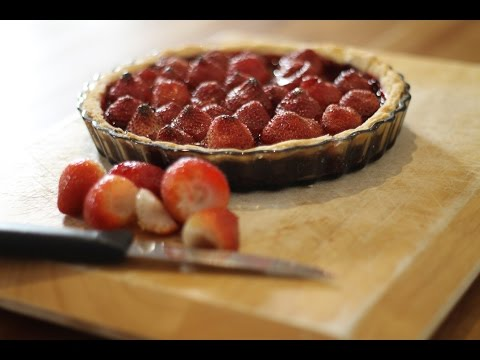 Tudor Strawberry Tart