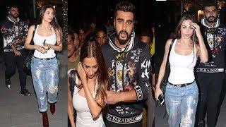 Malaika Arora & Boyfriend Arjun Kapoor Show Their RELATIONSHIP By Holding Hands Publically