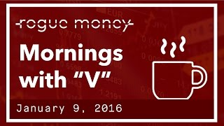 """Mornings with """"V"""" & CJ - It"""
